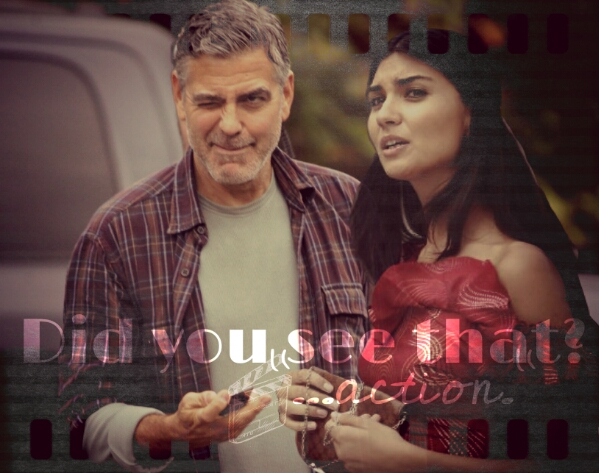 George Clooney and Tuba Buyukustun Photoshopped Pictures - Page 3 Picsar87