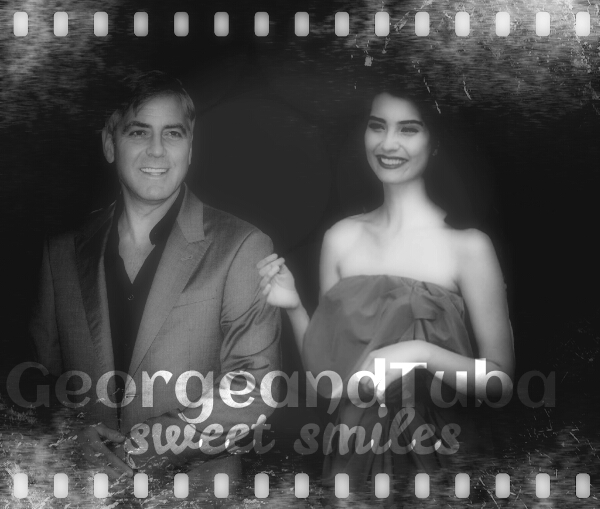 George Clooney and Tuba Buyukustun Photoshopped Pictures - Page 4 Picsar88