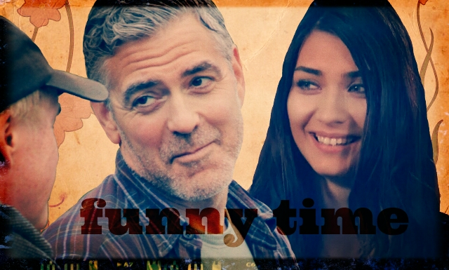 George Clooney and Tuba Buyukustun Photoshopped Pictures - Page 4 Picsar89