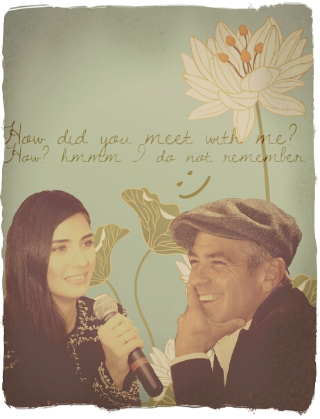 George Clooney and Tuba Buyukustun Photoshopped Pictures - Page 4 Picsar90