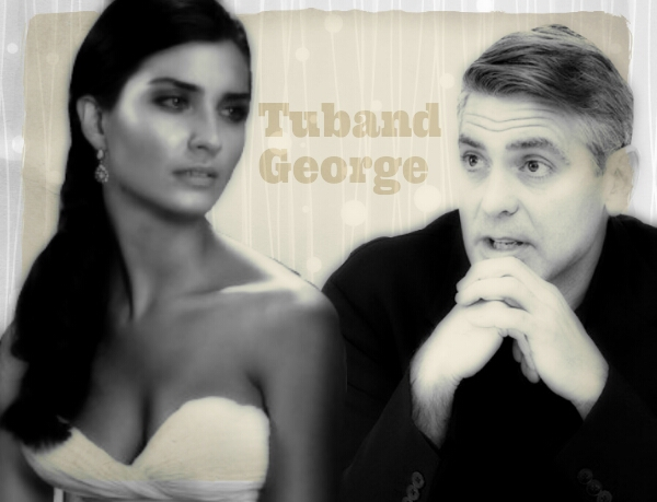 George Clooney and Tuba Buyukustun Photoshopped Pictures - Page 4 Picsar92