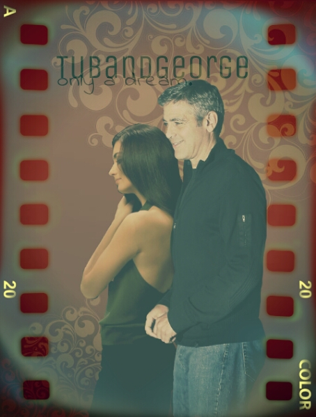 George Clooney and Tuba Buyukustun Photoshopped Pictures - Page 4 Picsar95