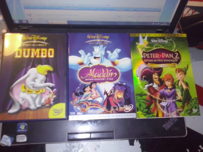 [Shopping] Vos achats DVD et Blu-ray Disney - Page 6 Cam00910