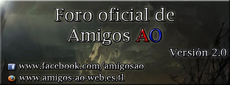 Foro Oficial de Amigos AO