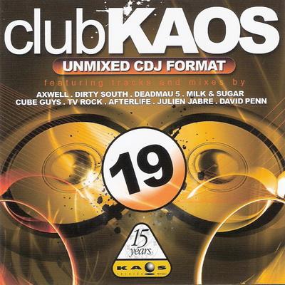 Club Kaos - Unmixed Cdj Format (1 - 35) 21ln5l10