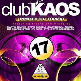 Club Kaos - Unmixed Cdj Format (1 - 35) Ck1710