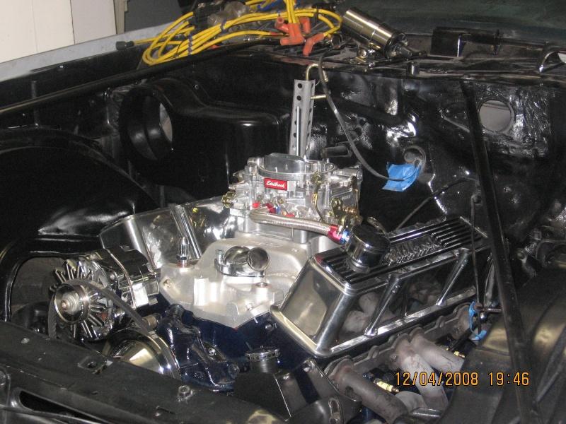 COREYS73CHEVELLE. Engine10