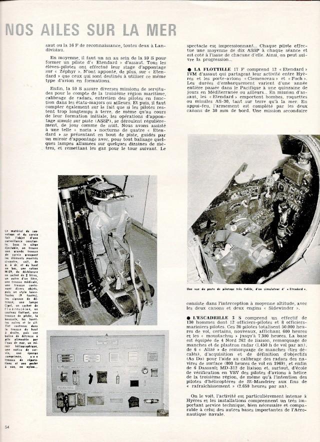 [Aéronavale divers] NOS AILES SUR LA MER DANS LES ANNÉES 1970 Aaro_119
