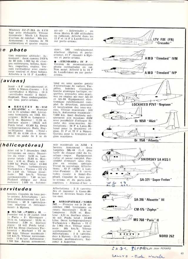 [Aéronavale divers] NOS AILES SUR LA MER DANS LES ANNÉES 1970 Aaro_216