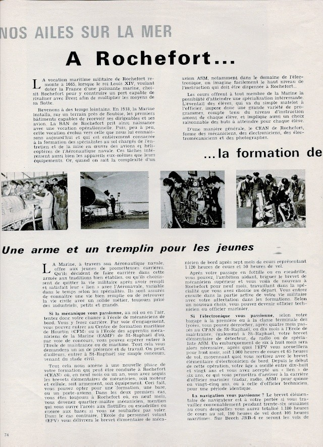 [Aéronavale divers] NOS AILES SUR LA MER DANS LES ANNÉES 1970 Aaro_316