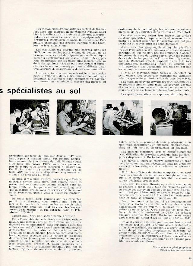 [Aéronavale divers] NOS AILES SUR LA MER DANS LES ANNÉES 1970 Aaro_317