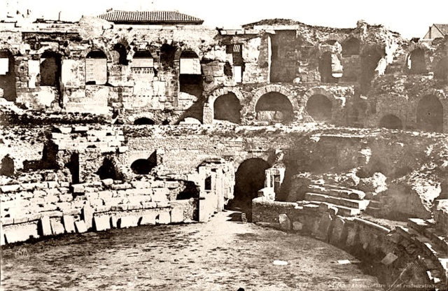 BROUAGE la forteresse oubliée Aranes10