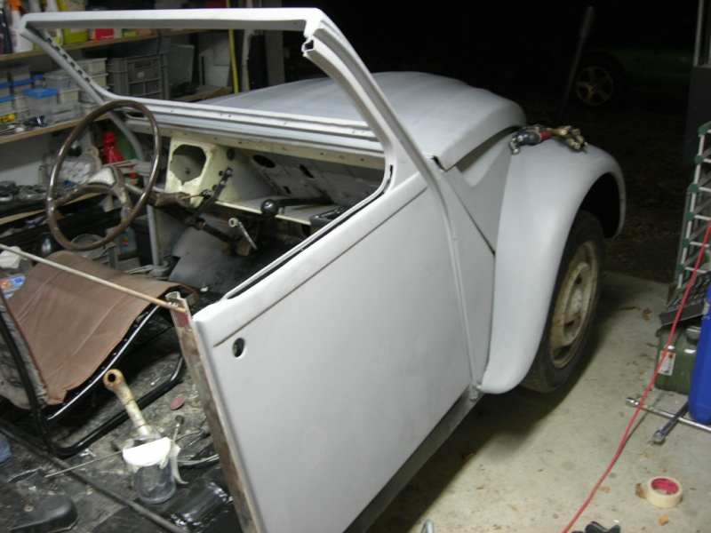 2cv pick up roadster    la fin ...... [des news.... ] Dscn5022