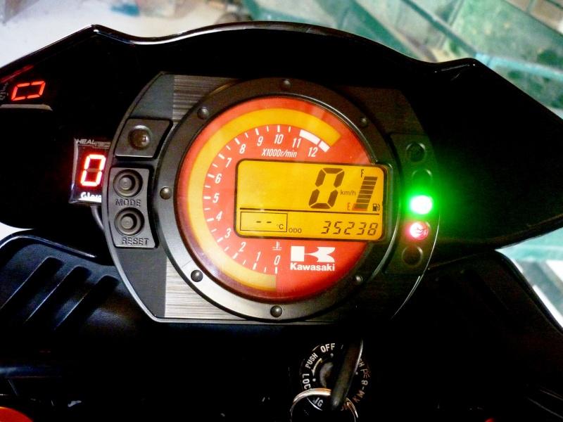 [VENDU] Z 1000 de 2003 noir/rouge P1140411