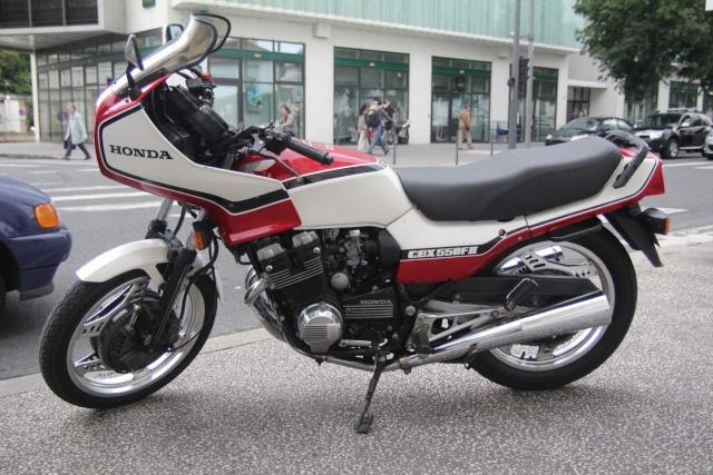 Forum des Honda CBX 400 550 650 750