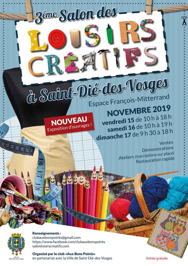 salon des loisirs créatifs à Saint Dié des Vosges Salon_10