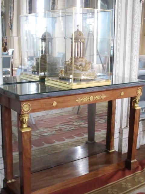 Exposition : Le surtout offert par Charles IV à Napoléon 1er Img_4211