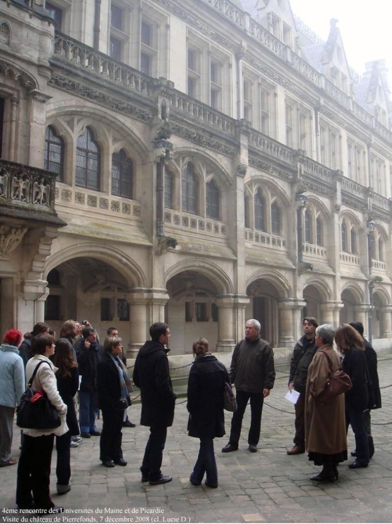 Bilan de la 4ème rencontre des universités du Maine et de Picardie (6 & 7 décembre 2008) Forum-12