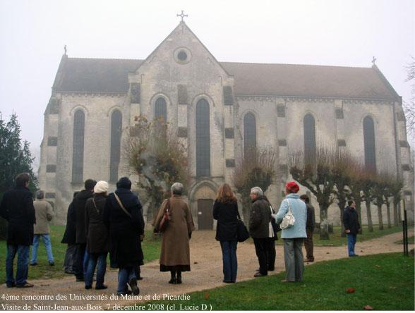 Bilan de la 4ème rencontre des universités du Maine et de Picardie (6 & 7 décembre 2008) Forum-13