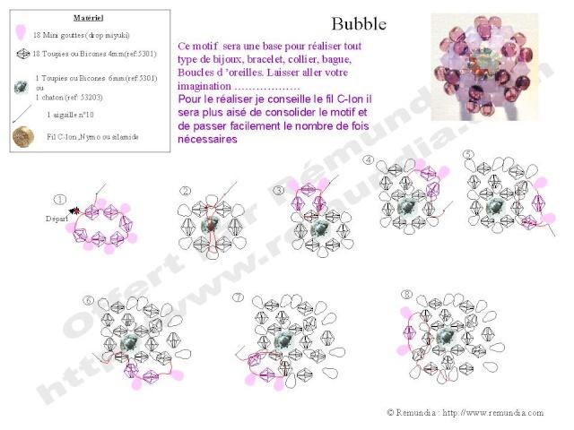 Bague Bubble Sch-bu11