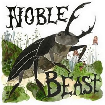 """Andrew Bird's new album: """" NOBLE BEAST """" Noble_10"""