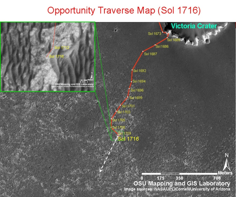 Opportunity va explorer le cratère Endeavour - Page 2 Merb_s12