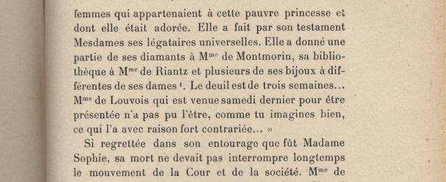 Sophie de France, dite Madame Sophie, tante de Louis XVI 3310