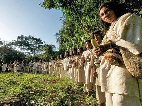 Les valeurs spirituelles des Indiens Kogis 48694810