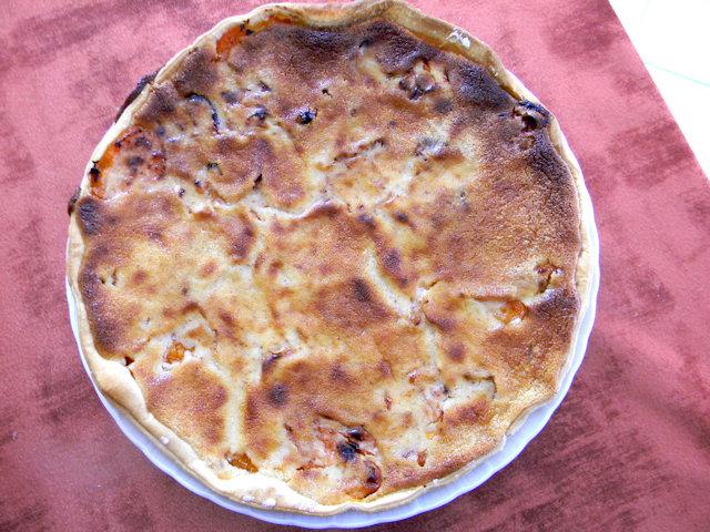 Tarte aux abricots Dscn2525