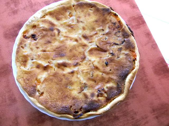 Tarte aux abricots Dscn2526