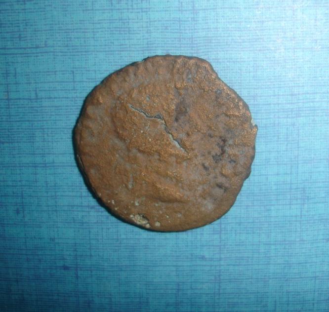 As de Cascatum, reinado de Tiberio. Romana11