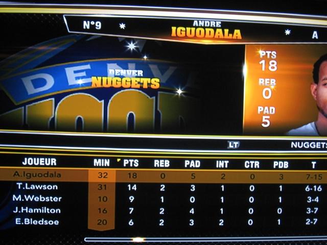 Nuggets 76 @ Knicks 83 [VERIFIE][CLASSE] Img_5728
