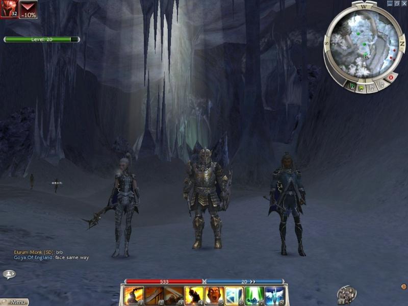 In-game screen shots :) Gw00410