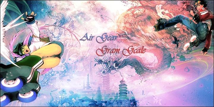 Forum roleplay De Air Gear : Air Gear Gram Scale