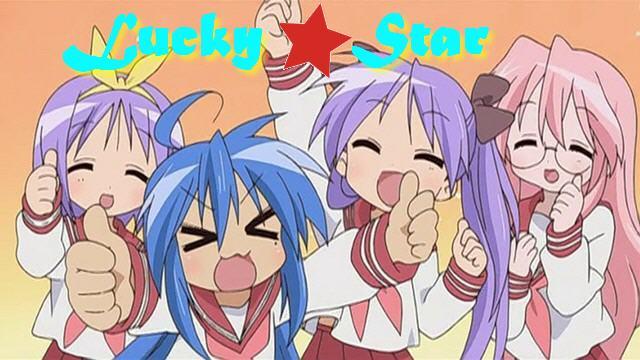 Lucky ☆ Star Luckys10