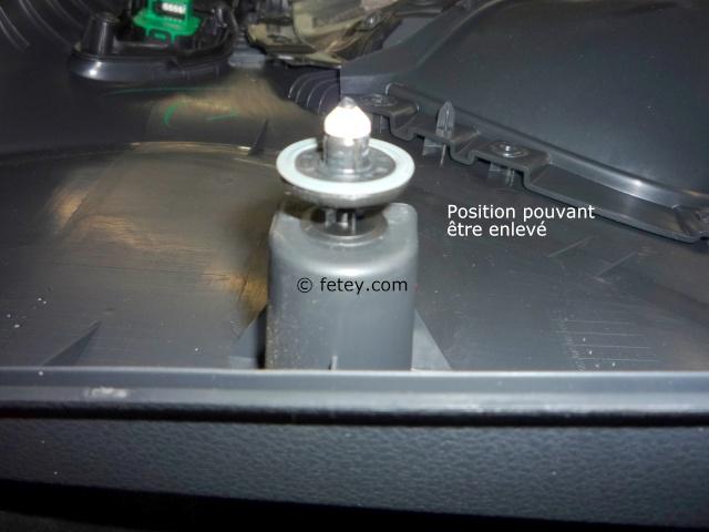 Jetta 2011, panneau de porte et push-pins P1110212