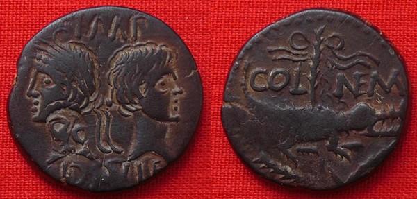 Bronze de Nîmes sympa Nimes10