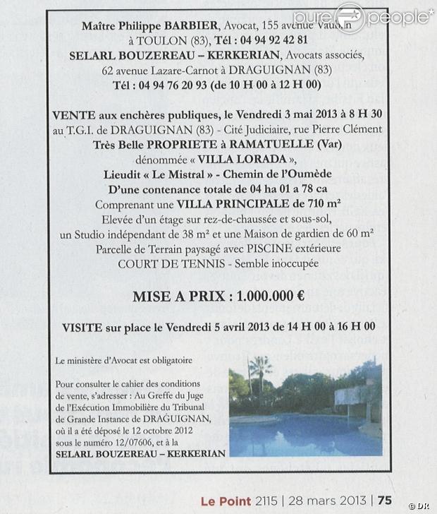 Vente Appartements Maisons Et Villas à Montreuil Paris: La LORADA En Vente