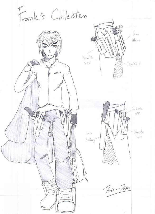 **เปลี่ยนตัว**[Character-05]ไกลด์ กอร์ดอน(**อัพเดตรูป เหลือแค่อินโทร) Collec10