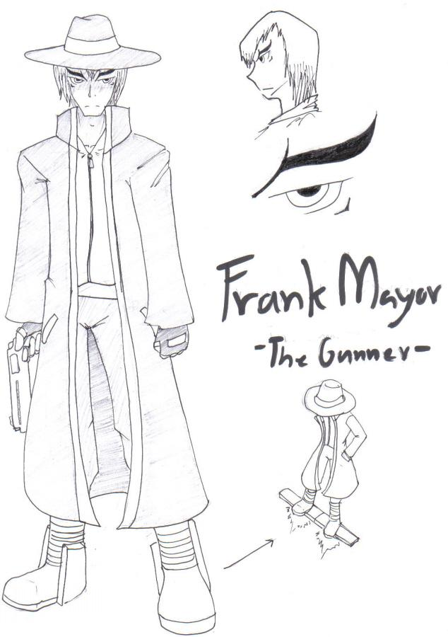 **เปลี่ยนตัว**[Character-05]ไกลด์ กอร์ดอน(**อัพเดตรูป เหลือแค่อินโทร) F_mayo10