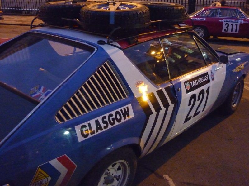 Rallye Monté carlo historique  53945710
