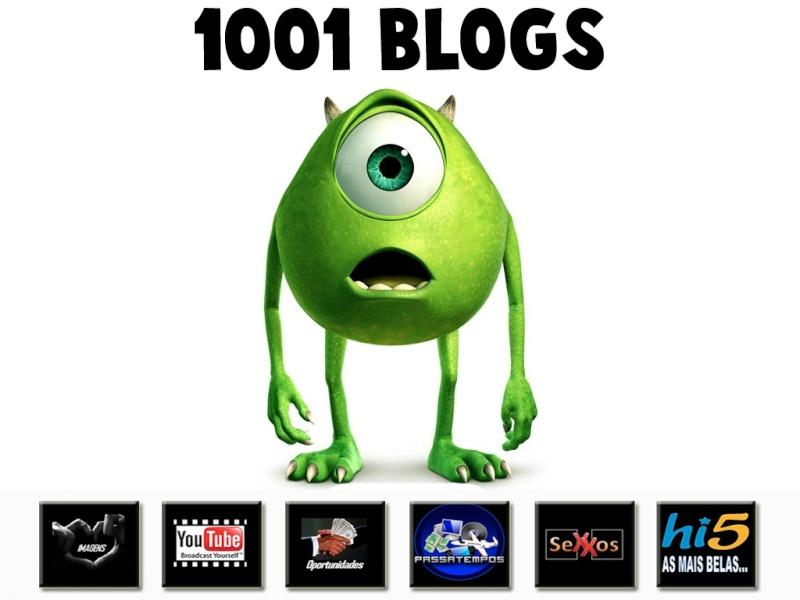 Vencedor do 10º Passatempo 1001Blogs! 10 euros pelo melhor wallpaper! Monste10