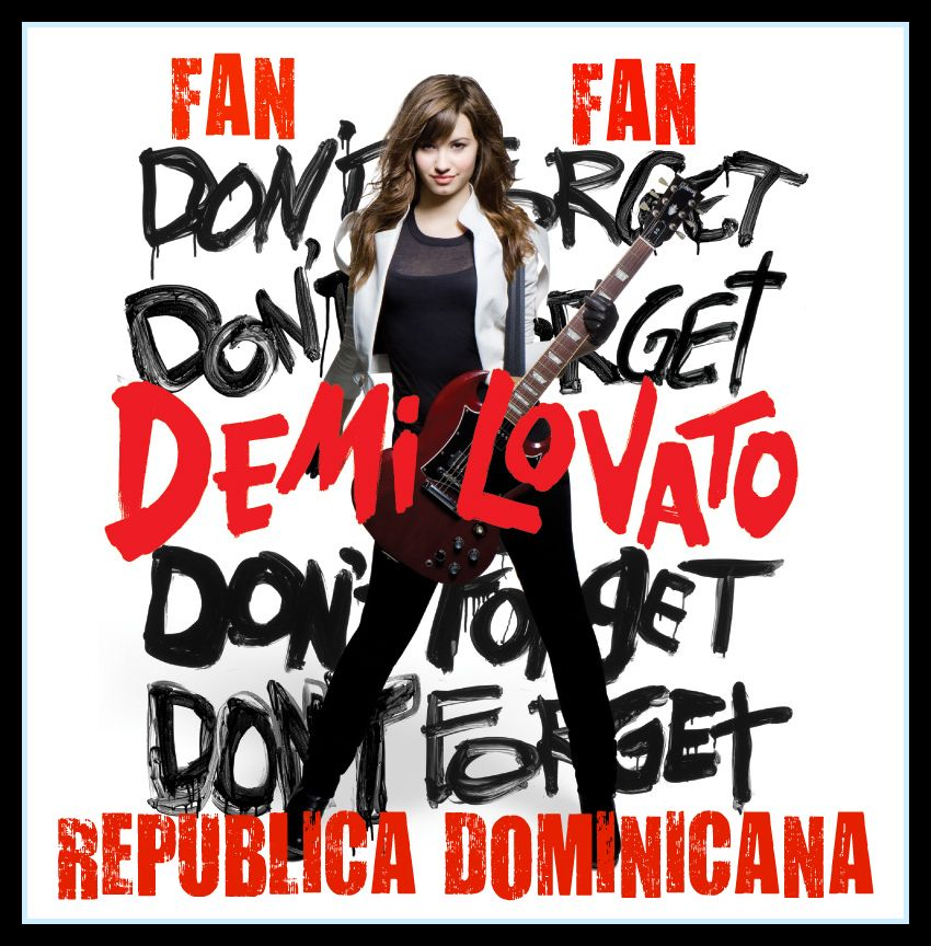 Demi Lovato Republica Dominicana
