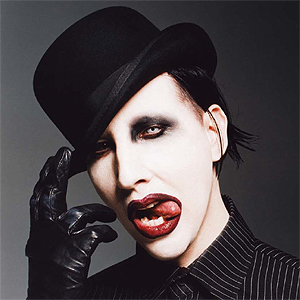 Marilyn Manson 1 by Didoune Marily10