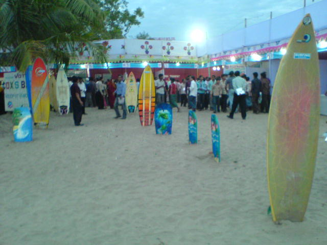TOAB Beach Festival In Cox's Bazar 2008. Dsc00514