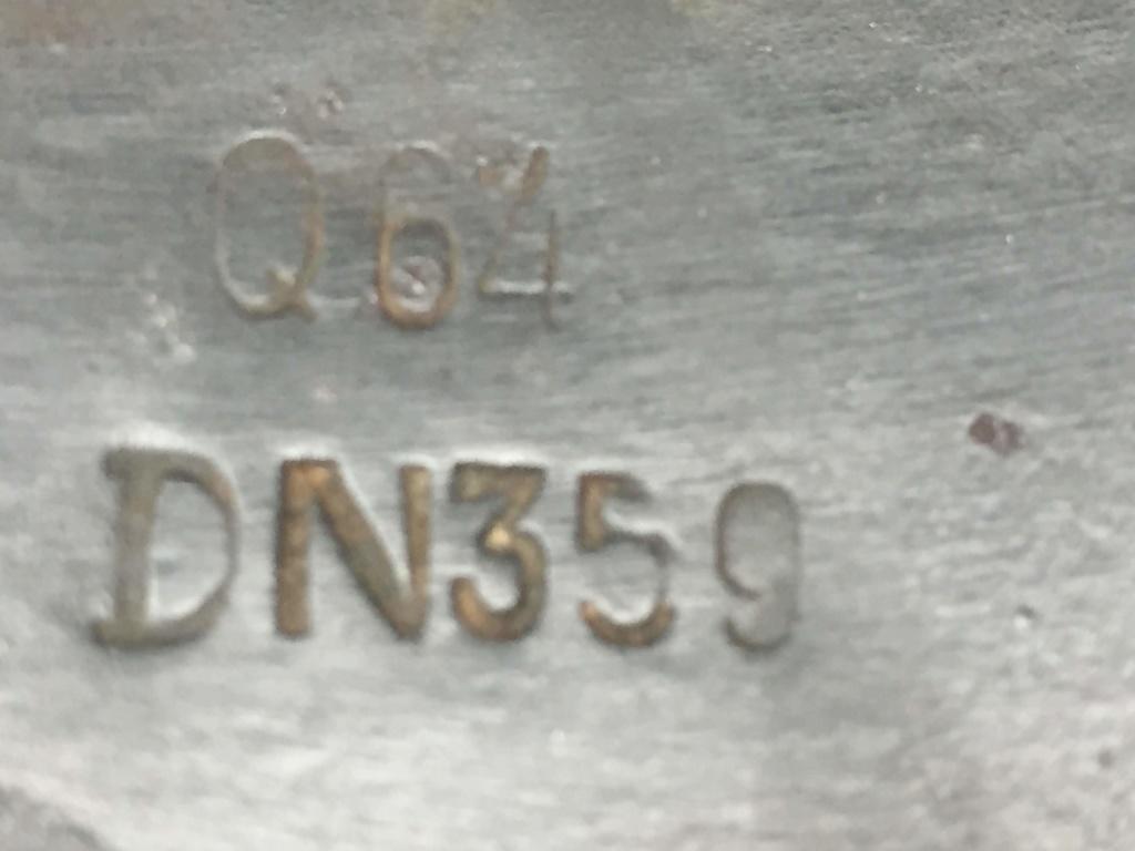 Avis et estimation casque allemand M40 fabriqué par Quist Img_5515