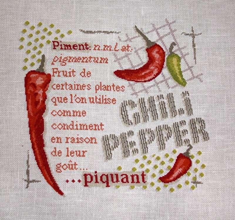 """S.A.L. pour 2009 : """"Chili Pepper"""" de Lili Points - TERMINE Cimg3010"""