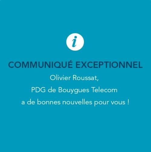 Olivier Roussat, PDG de Bouygues Telecom annonce «une bonne nouvelle» - Page 2 10628210