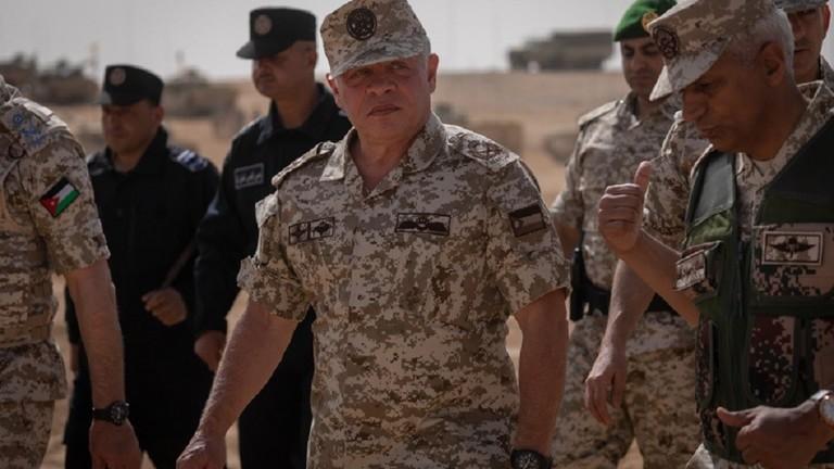 إحالة مدير المخابرات الأردنية إلى التقاعد وتعيين اللواء أحمد حسني بدلا منه 5cc9a110