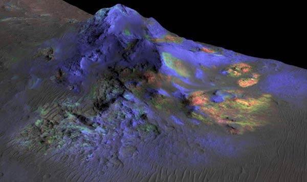 10 معلومات حديثة عن كوكب المريخ  8694_110